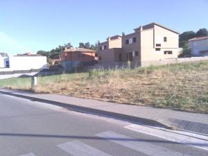 Carrers asfaltats Girona