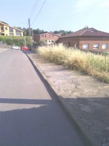 carrers no asfaltats Can Miret
