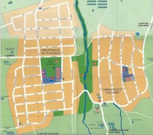 punts emergencia pungoles mapa