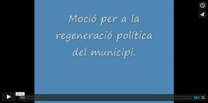 Ple 31 juliol 2014 regeneracio politica