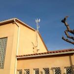 Antena Guiffi nodriza