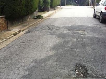 asfalt pungoles