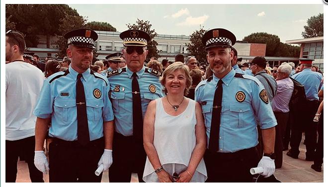 Graduacio policia SAV