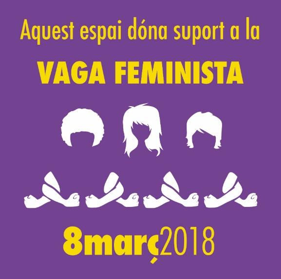 vaga feminista 2019
